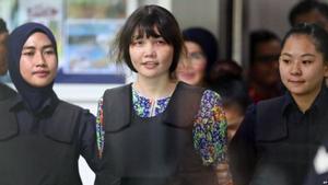 Doan Thi Houng, la única hallada culpable por el asesinato en 2017 de Kim Jong-nam.