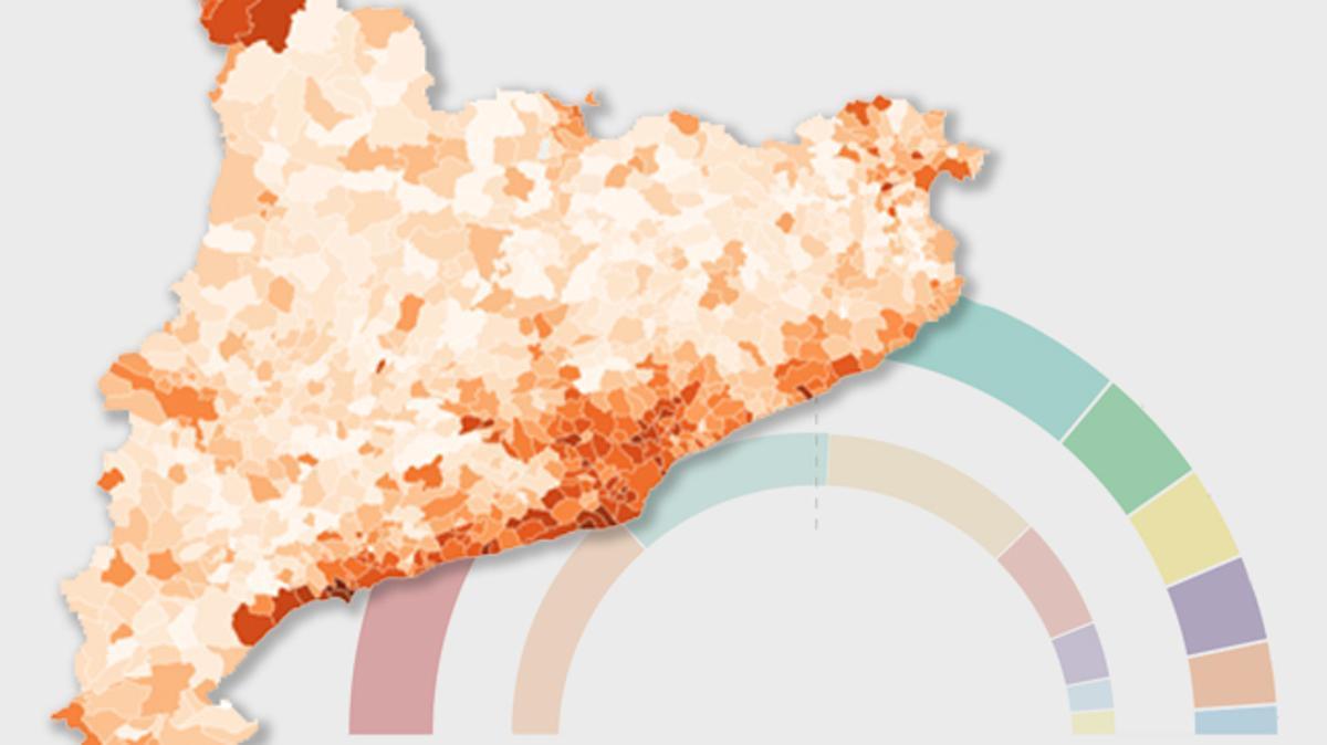 Estos han sido los resultados de Ciutadans por municipios