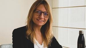 Alicia Ollé, ingeniera de telecomunicaciones