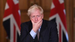 Boris Johnson.