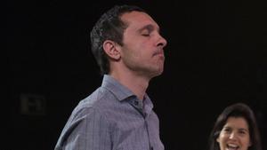 El actor Pablo Derqui, protagonista de 'La dansa de la vengança'.