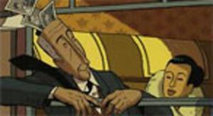 Detalle de la portada de 'Arrugas', de Paco Roca.