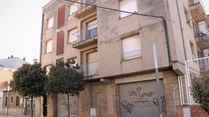 El bloque que se transformará en vivienda cooperativa en Mollet del Vallès.