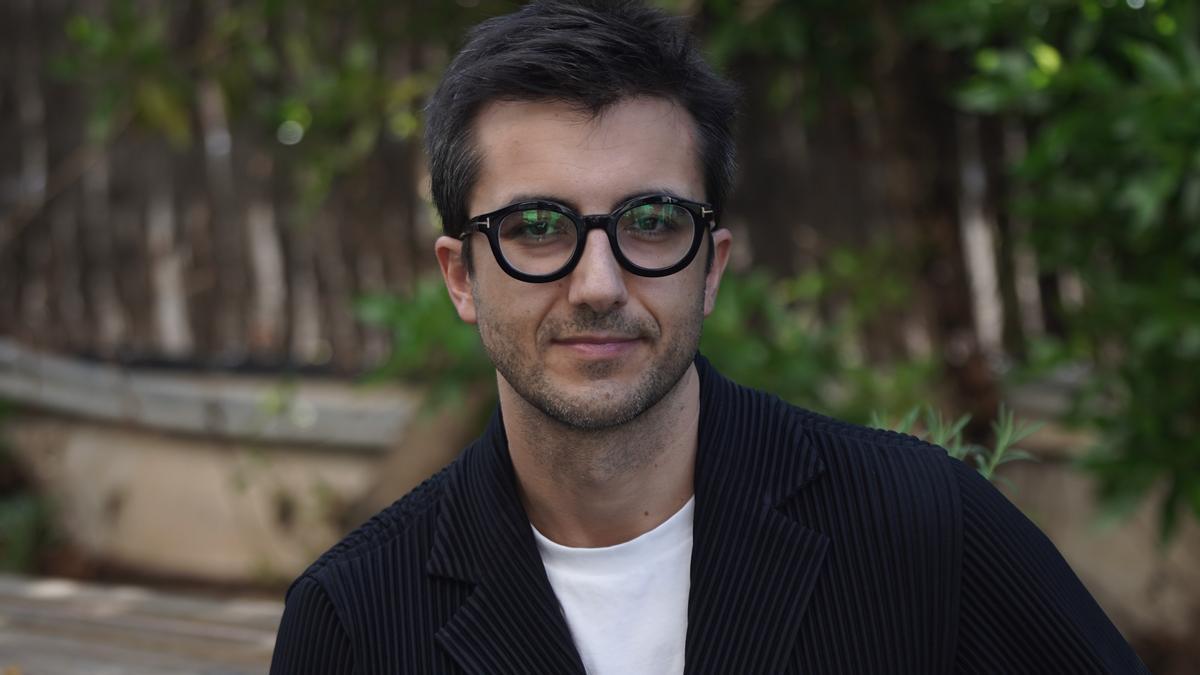 Nick Antosca, fotografiado en el Festival de Sitges