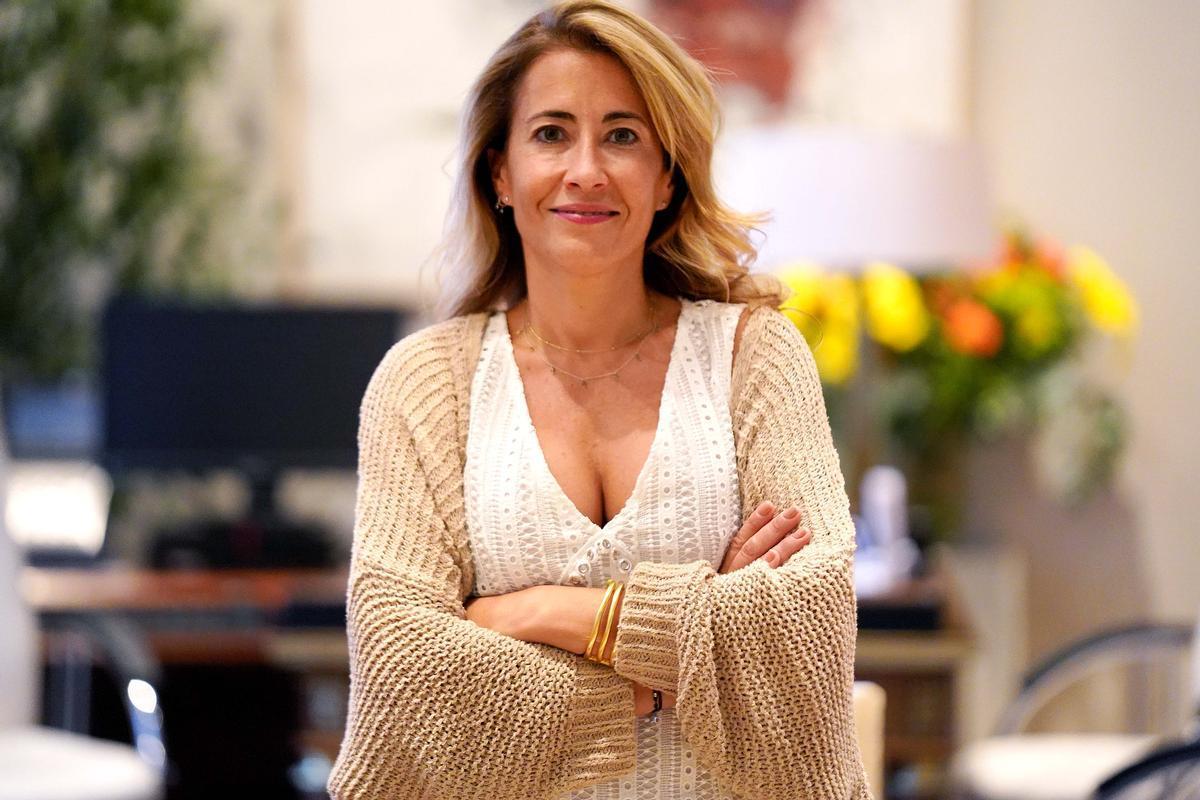 Entrevista a Raquel Sánchez, ministra de Transporte, Movilidad y Agenda Urbana.