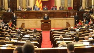 El Parlament dona llum verda a la tramitació d'una llei de memòria històrica