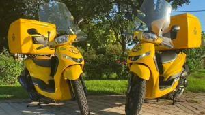 Peugeot Motocycles Tweet Pro 125cc