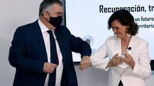Santos Cerdán, un pilot «tranquil» per al PSOE