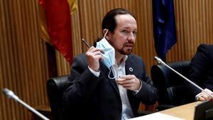 Iglesias considera unos demócratas a los 'Jordis'.
