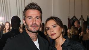 David y Victoria Beckham, el pasado 30 de septiembre en Londres.