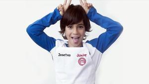 Josetxo, ganador de la sexta edición de 'Masterchef junior' (TVE-1).