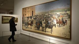 Un viaje por la vida moderna de la mano de Ramon Casas