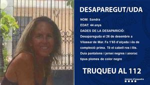 Els Mossos busquen una dona de 44 anys desapareguda a Vilassar de Mar