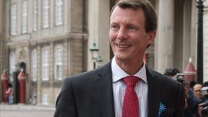 Joaquim de Dinamarca, estable després de la seva operació cerebral a França