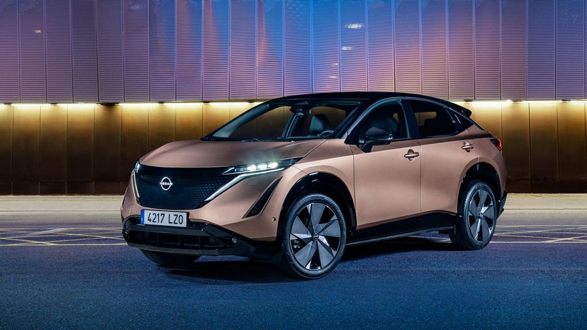 Nuevo Nissan Ariya