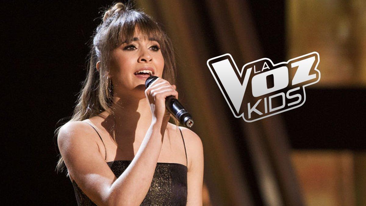 Aitana será asesora de David Bisbal en la nueva edición de 'La voz kids' en Antena 3