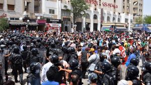 La incertesa i la polarització prenen Tunísia