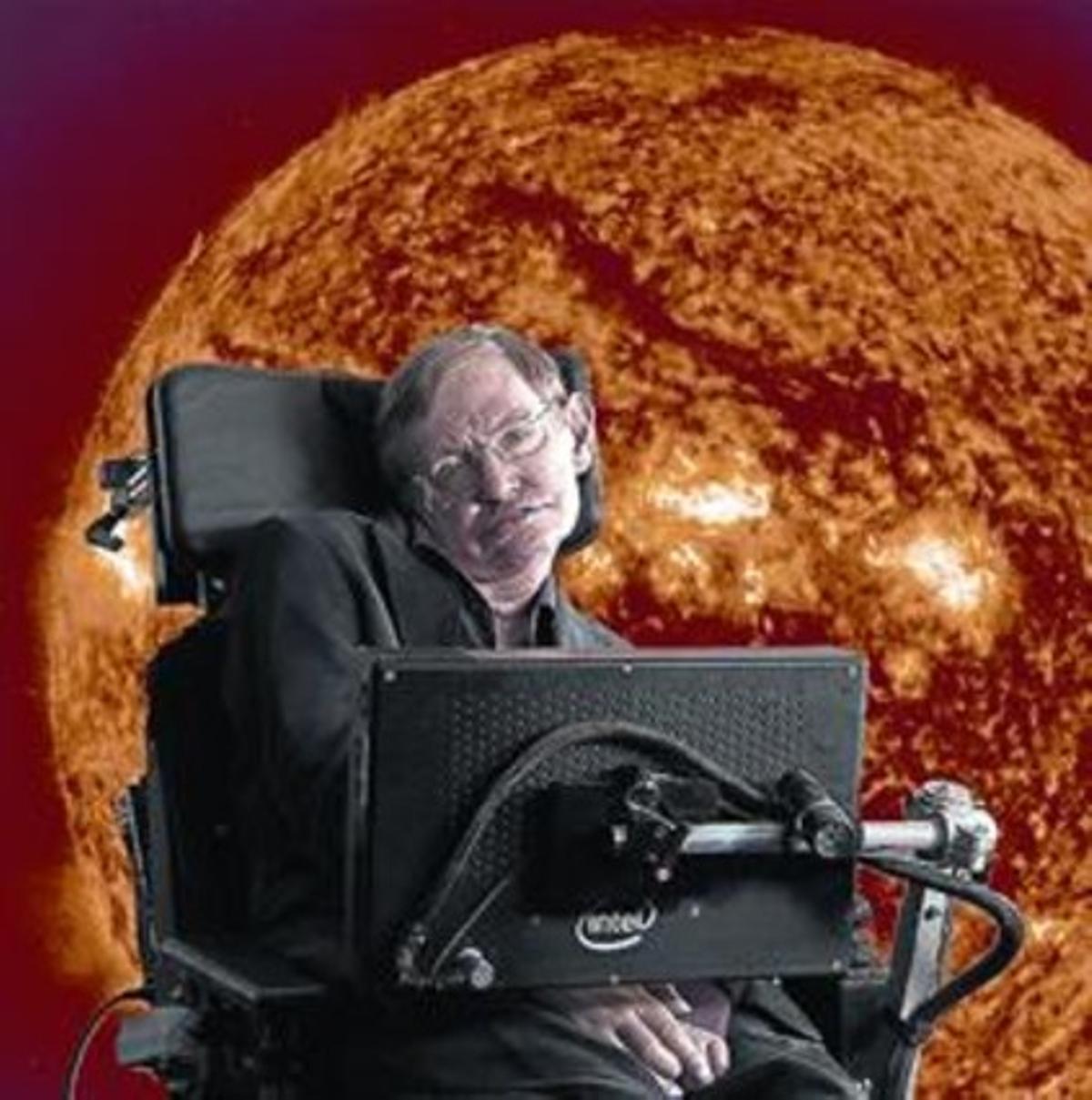 El astrofísico británico Stephen Hawking, en una imagen promocional.