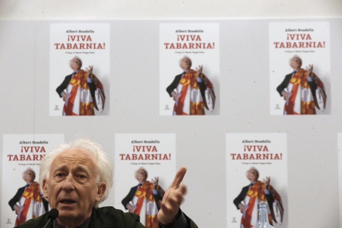 """Boadella afirma que el catalanismo es """"esencialmente xenofobia"""" y tacha a TV3 de """"golpista"""""""