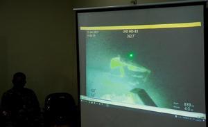 Indonesia localiza el submarino desaparecido y da por muertos a los tripulantes.