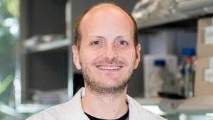 El investigador del IBEC, Xavier Trepat, uno de los seleccionados para las ayudas de la Fundació La Caixa.