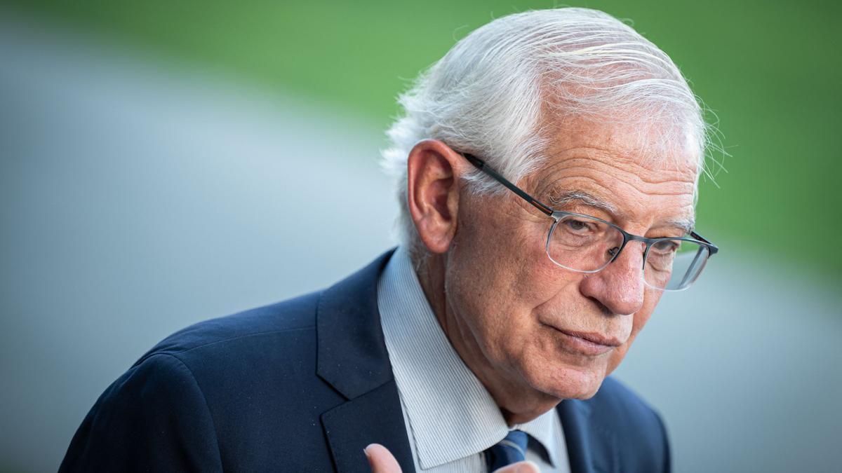 El alto representante para la Política Exterior y de Seguridad común de la UE, Josep Borrell.