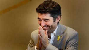 Jordi Puigneró, 'conseller' de Polítiques Digitals.