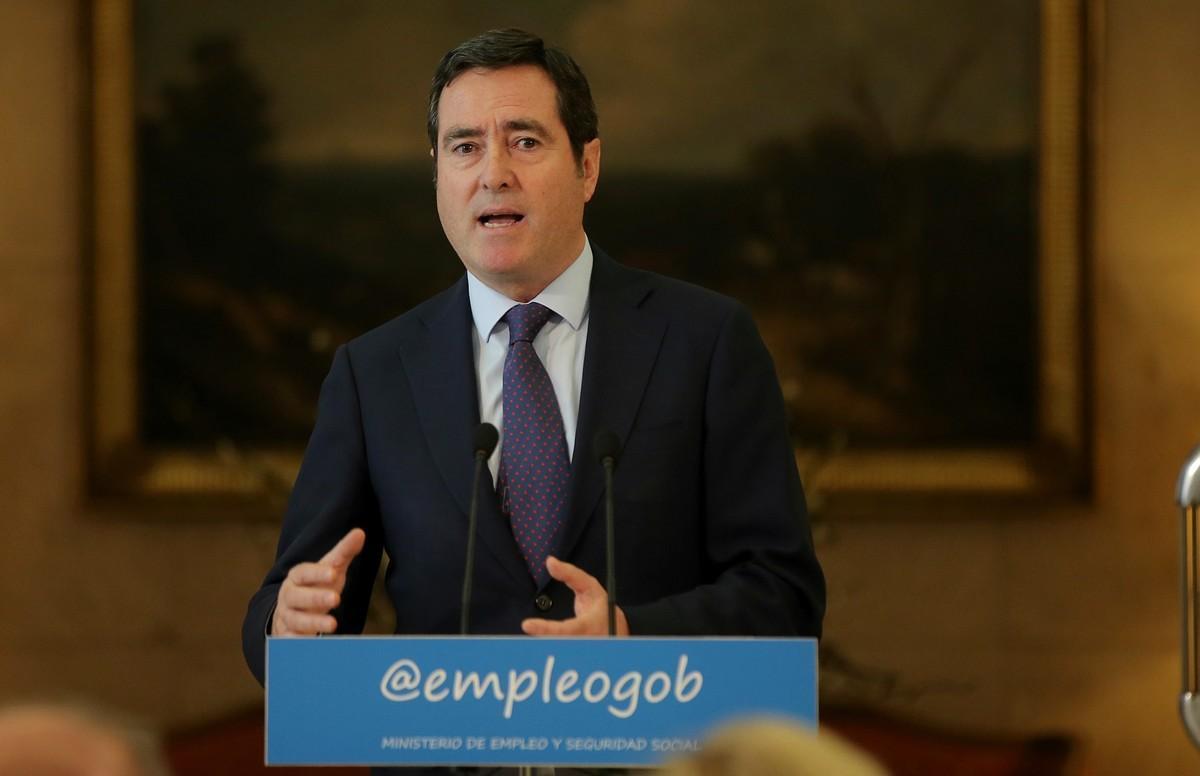 """El nou president de la CEOE reclama el Govern que no """"esquivi"""" als empresaris"""
