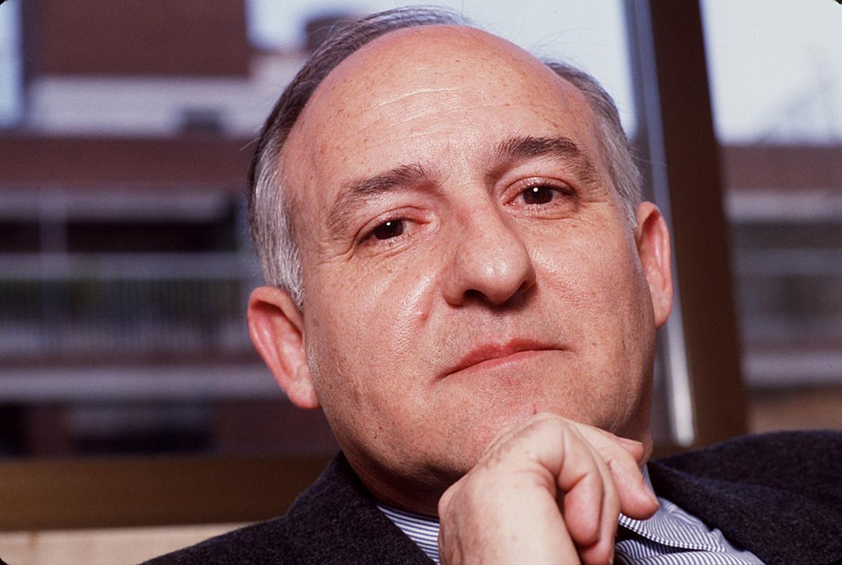 José Luis Cortina, comandante del CESID el 23-F, en una imagen de 2001
