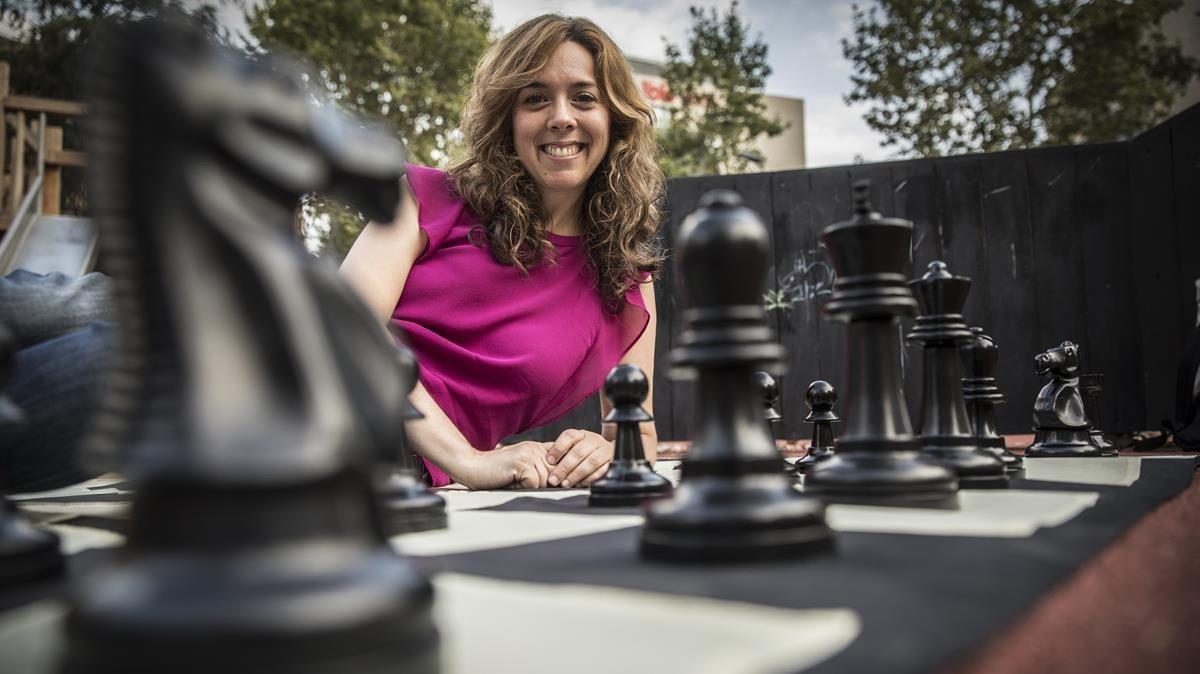 Marta Amigó, maestra e impulsora de un sistema novedoso de aprendizaje.