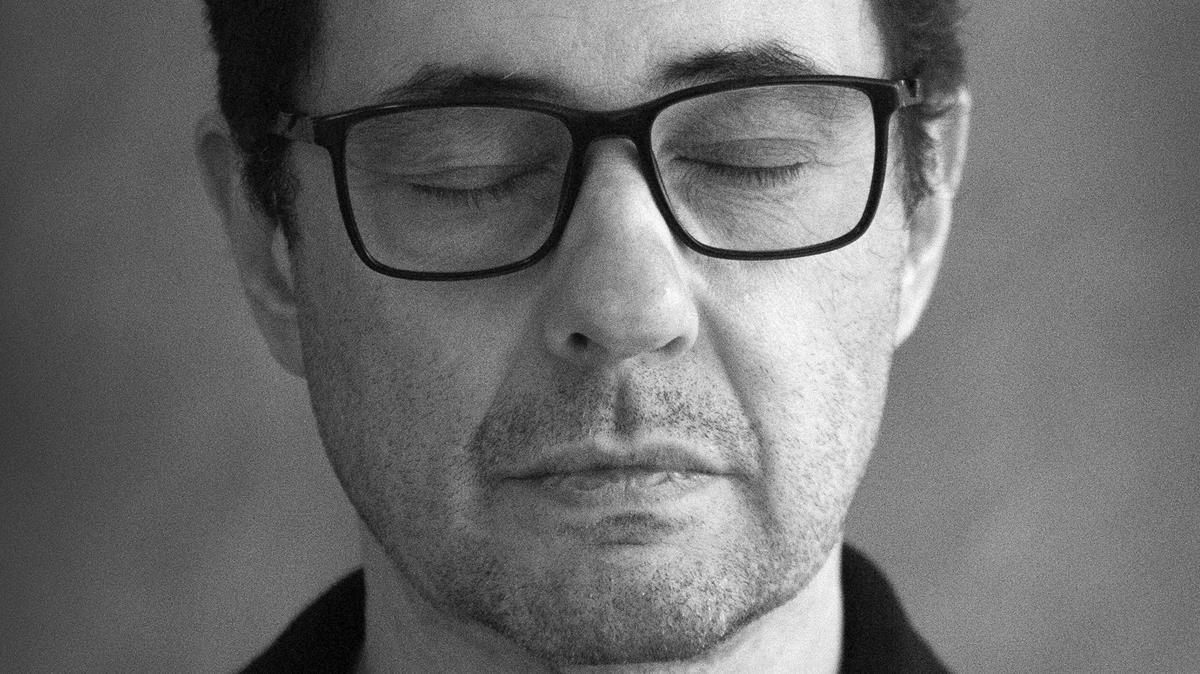 Jordi Sánchez, a caballo entre la televisión, el cine y la escritura.