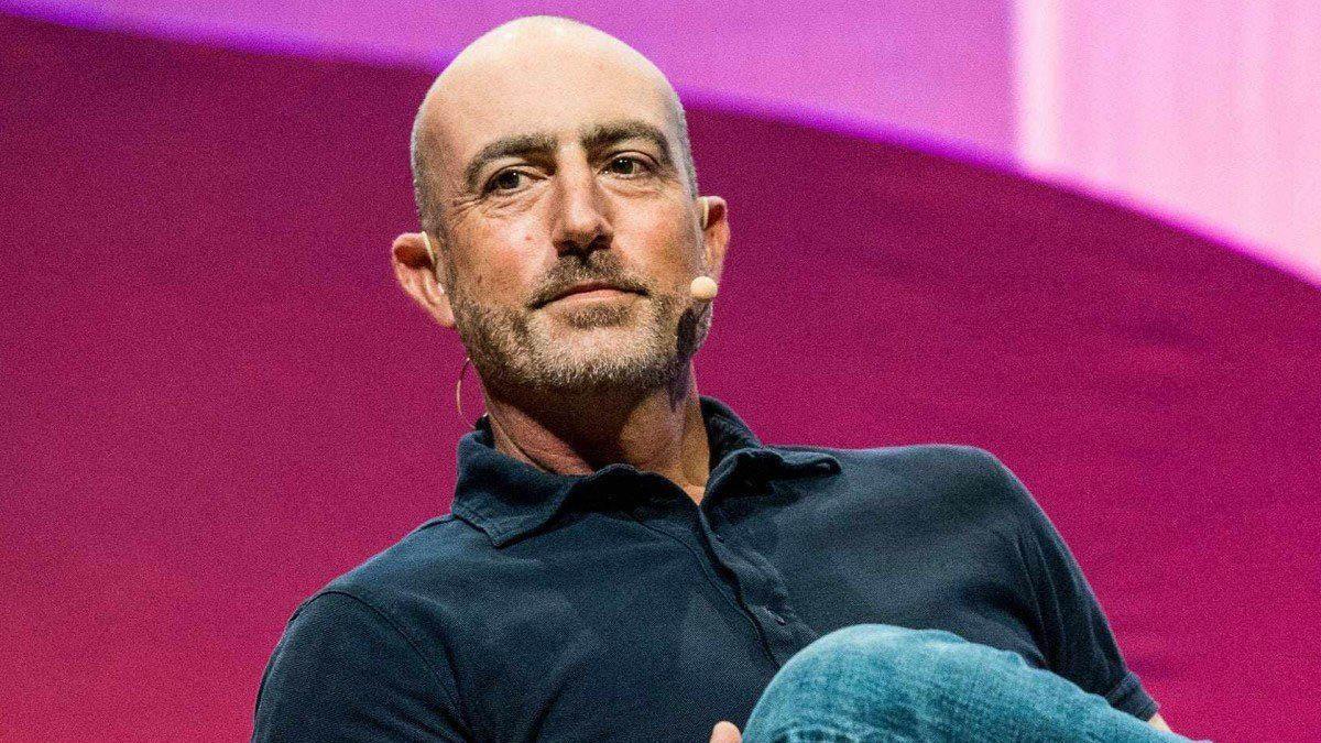 Mark Bezos, hermano de Jeff, fundador de Amazon