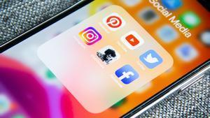Algunas apps de las redes sociales más usadas