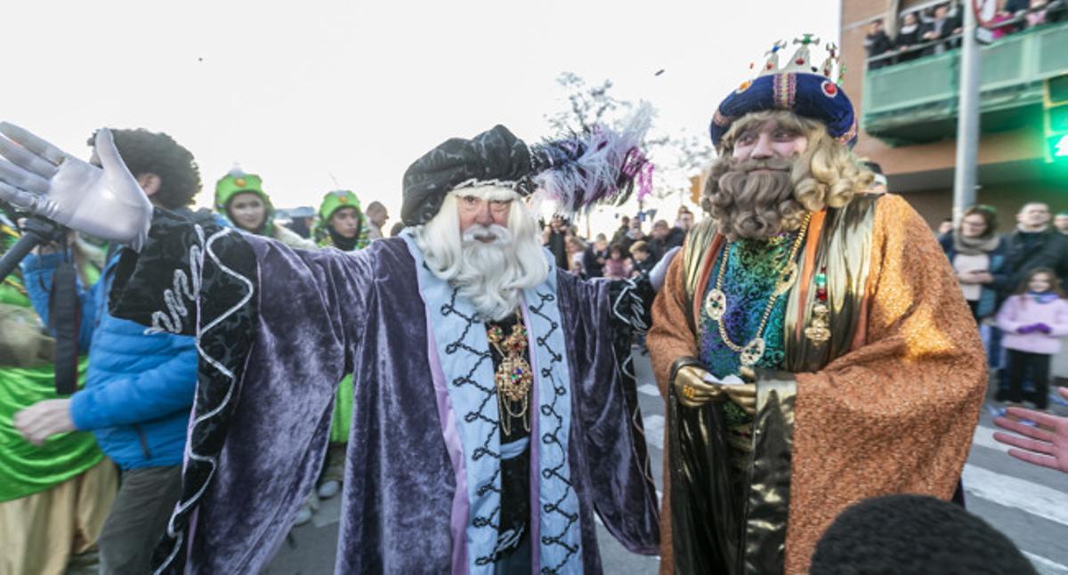 Reyes Magos en Sabadell