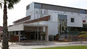 Hospital Moisès Broggi, ubicado en Sant Joan Despí.
