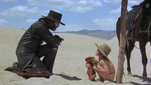 Fotograma de la película 'El topo'  de Alejandro Jodorowsky