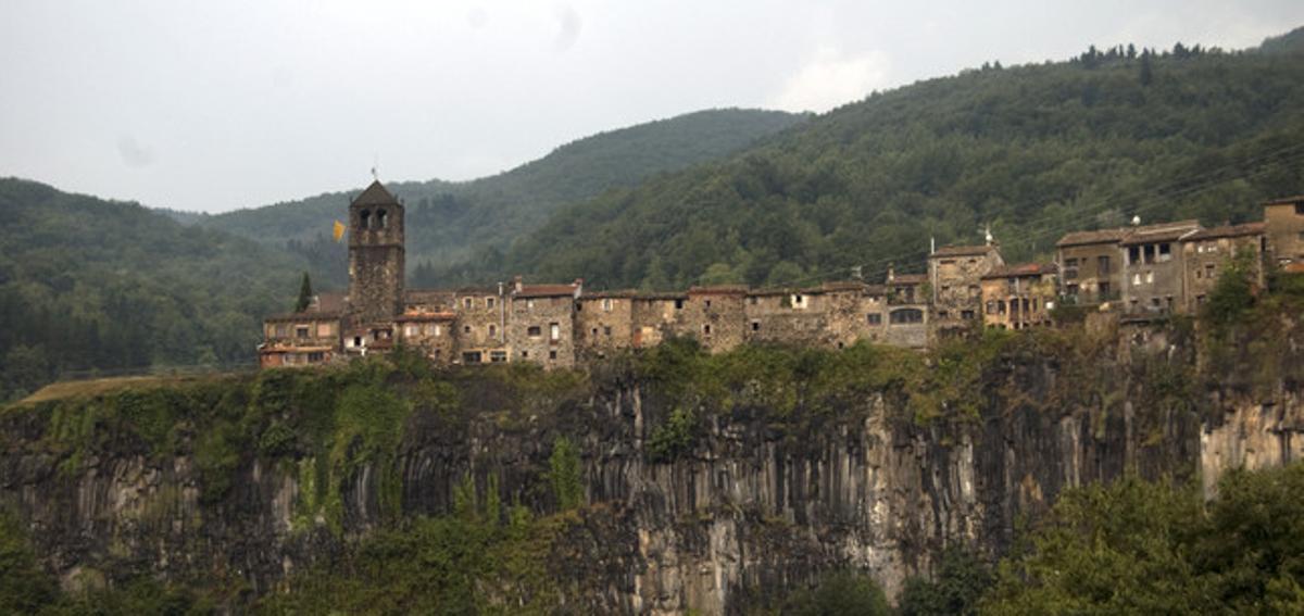 Castellfollit de la Roca, imagen de la usuaria Gema Fuente