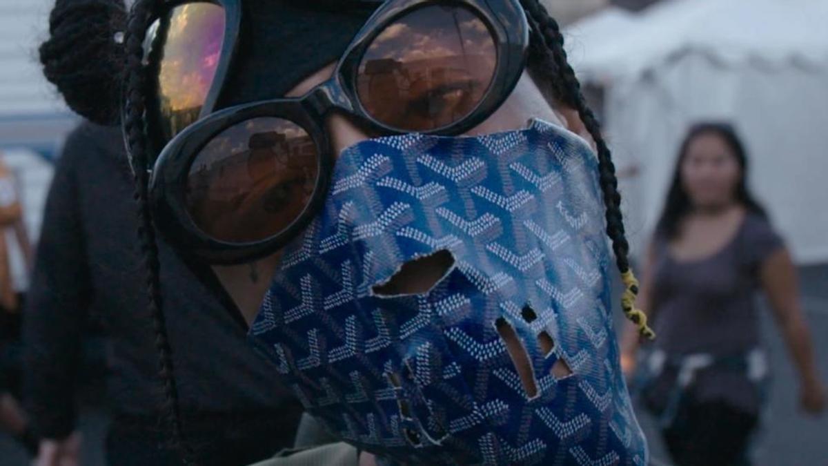Una imagen del documental 'American Rapstar', que inaugurará el In-Edit 2021.