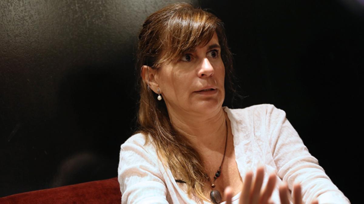 Victoria Álvarez: «Pujol Ferrusola consideraba a Felip Puig su único amigo»