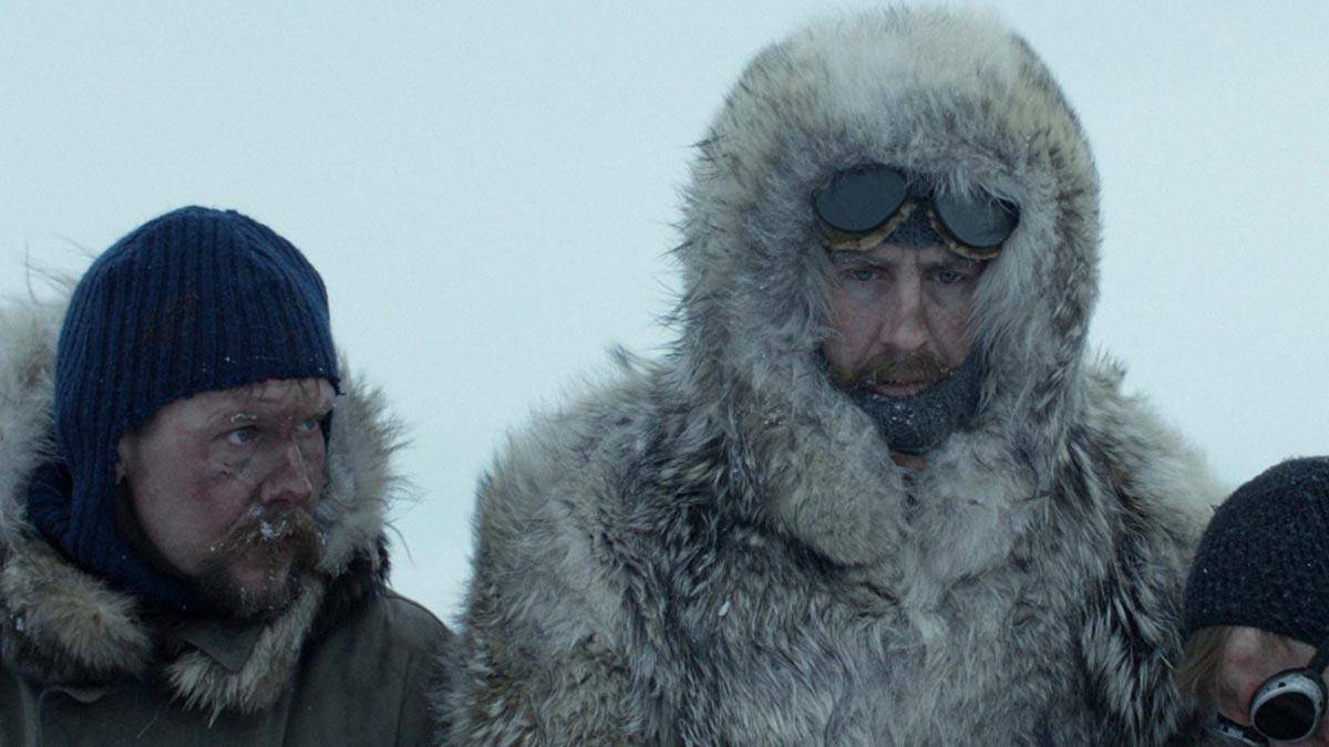 'Amundsen': retazos de una vida