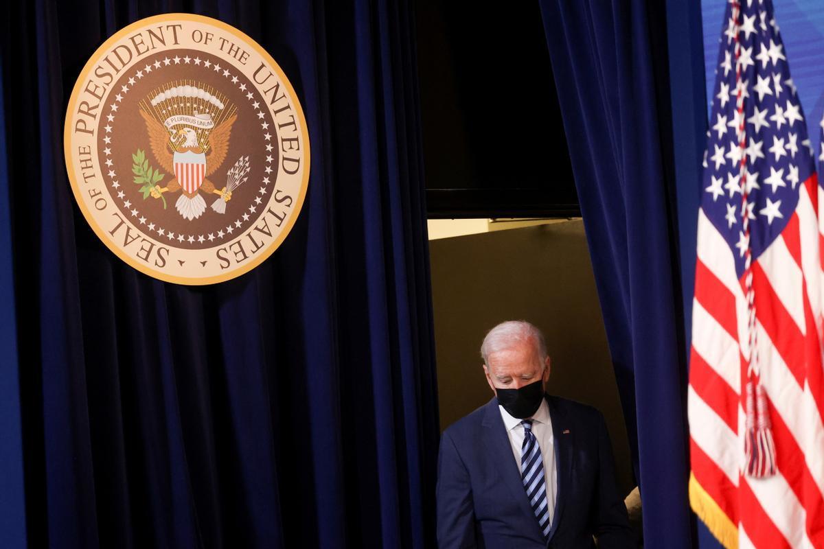 Escac a Biden, ja veurem si mat