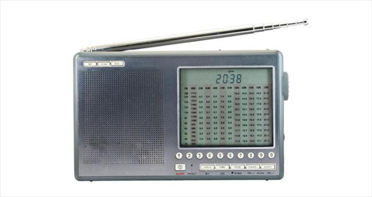 ¿Recuerdan la radio?