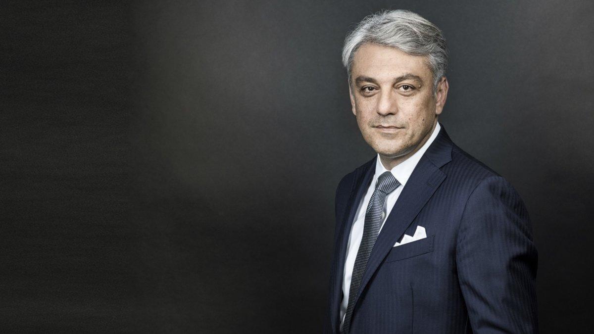 Luca de Meo, CEO y director general del Grupo Renault.
