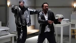 Nicolas Cage, en 'Prisoners of the ghostland', de Sion Sono