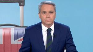 Vicente Vallés, de nuevo trending topic por sus dardos al Gobierno y a Fernando Simón