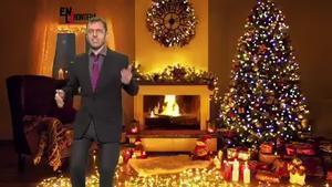 El villancico rapero de Monedero para felicitar las navidades.