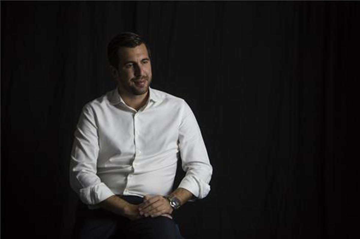 Enrique Riquelme, presidente de la empresa multinacional Energi Cox