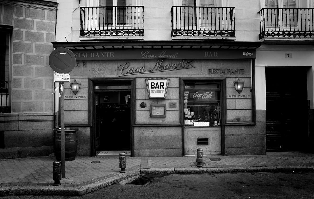 Bar Casa Manolo.