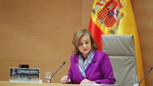 Cristina Galla, secretaria de Estado de Asuntos Exteriores y para Iberoamérica.