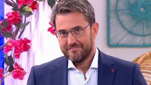 Máximo Huerta en 'A partir de hoy'.